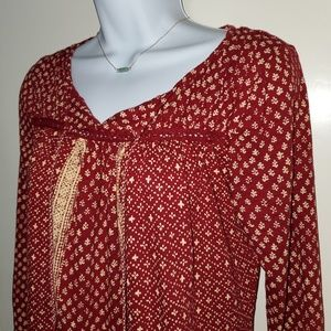 Lucky Brand Ditzy Flower top